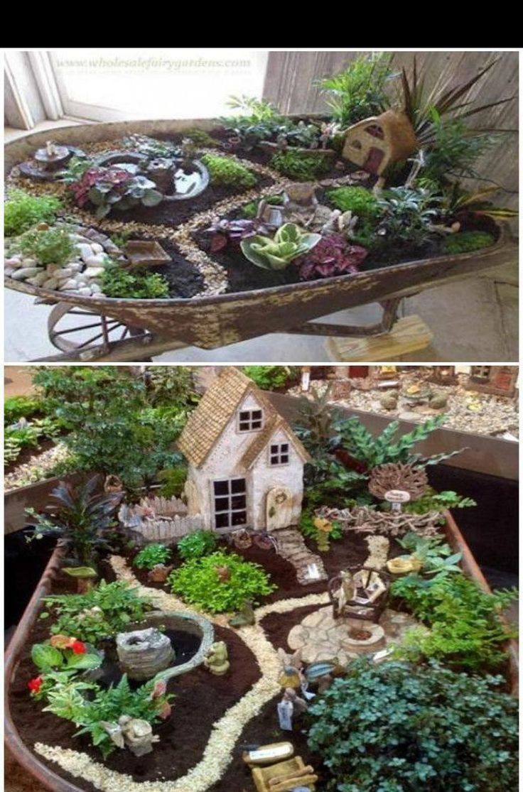 14 Fairy Garden Ideas For Kids At Heart Hit Diy Crafts In 2020 Miniature Fairy Garden Diy Fairy Garden Diy Indoor Fairy Gardens