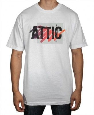 Attic - Calculated T-Shirt - $24