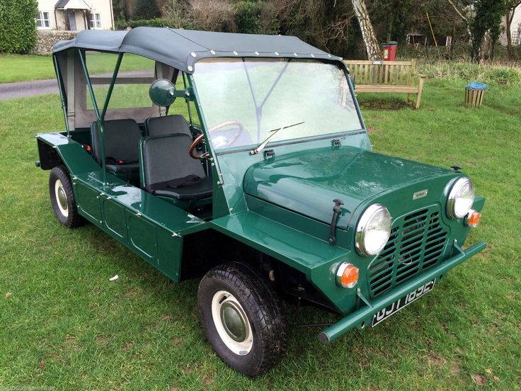 outstanding original spec 1967 english morris mini moke 848cc totally restored in cars. Black Bedroom Furniture Sets. Home Design Ideas