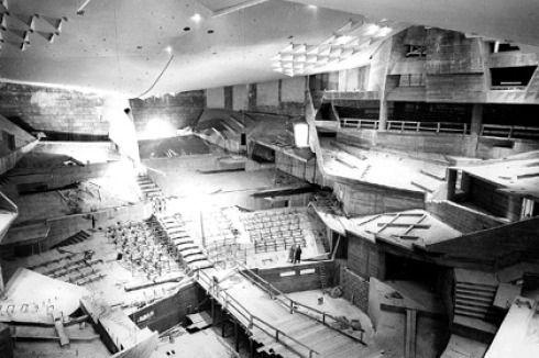 BAUWELT - 50 Jahre Berliner Philharmonie!