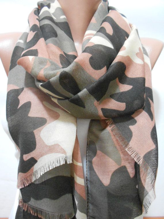 Hey, I found this really awesome Etsy listing at http://www.etsy.com/listing/160665041/military-scarf-shawl-camouflage-pattern