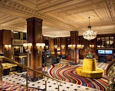 24 Best Coolest Hotel Lobbies Images On Pinterest Luxury