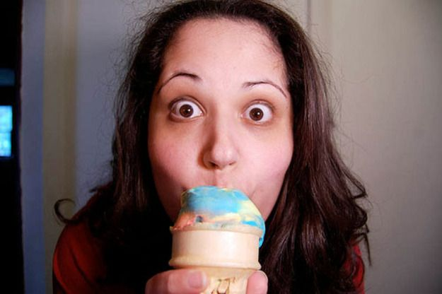 Photograph from jamelah on Flickr Superman ice cream is a Michigan thing involving three flavors (in shades of blue, red, and yellow—your standard Superman colors) working together, sort of like Neapolitan. So is it just vanilla ice cream with buckets of food coloring? Apparently no, at least not in the case of the blue flavor. Blue Moon, another Michigan (or maybe more Midwestern in general) thing. Do you know what Superman Ice Cream is?