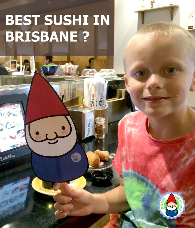 Best Sushi Brisbane? Try Sushi Edo. All the details via link. Visit www.roamthegnome.com for SUPER DOOPER FUN ideas for family-friendly travel and weekend adventures all over the world. Search by city. Rated by kids and our travelling gnome.