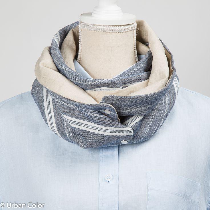 foulard homme collection printemps t modle dpos urban color - Foulard Color