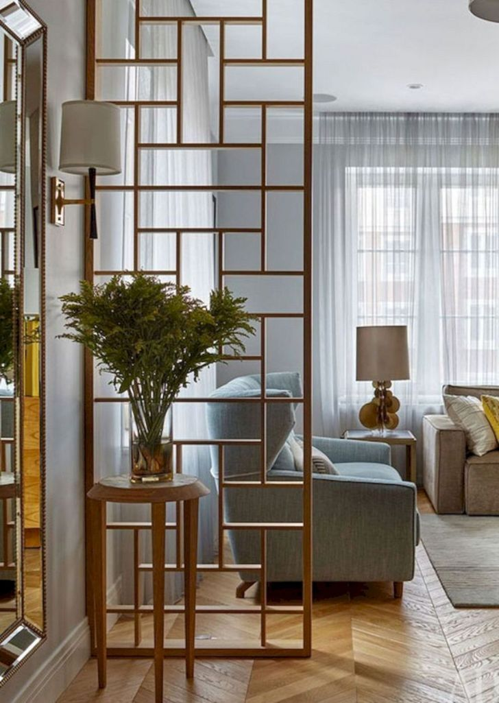 Top 10 Incredible Room Divider Design Ideas You Have To Know Dexorate Living Room Divider Modern Apartment Design Living Room Design Modern