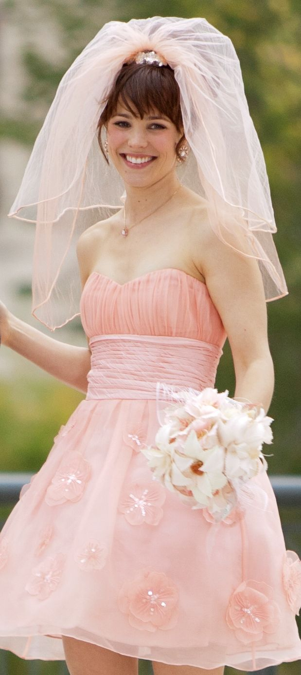 Rachel mcadams the vow hollywood wedding dresses for The notebook wedding dress