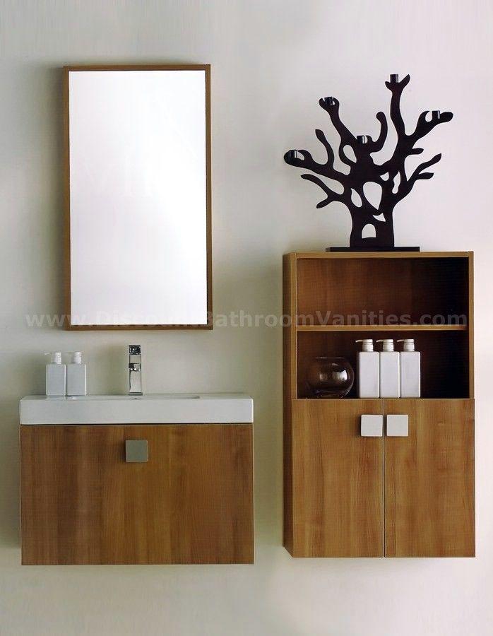 silvana modern single sink bathroom vanity sl29 by tonusa