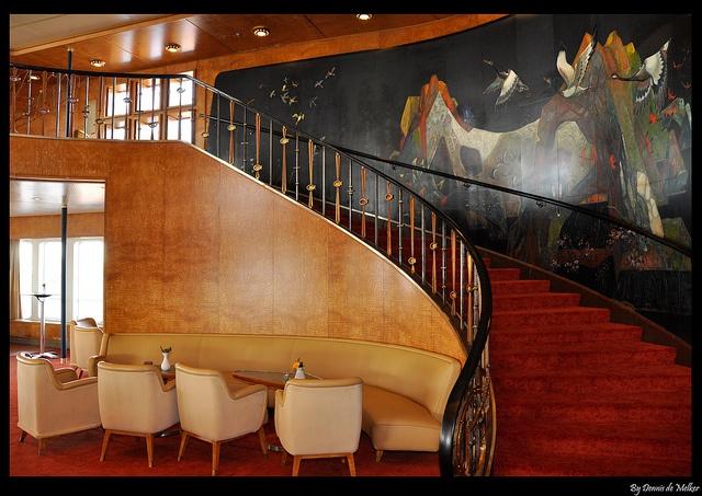 SS Rotterdam, Ritz Carlton Room by dennisdemelker, via Flickr