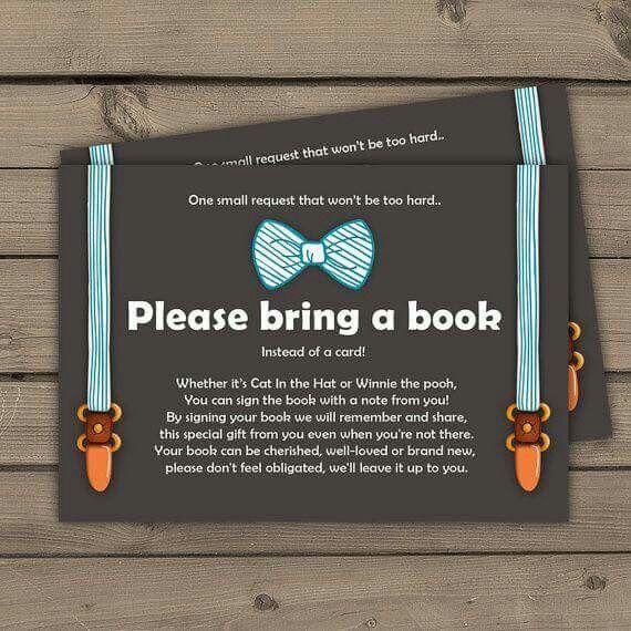 Origial invitación para un baby shower #babyshower #invitaciones