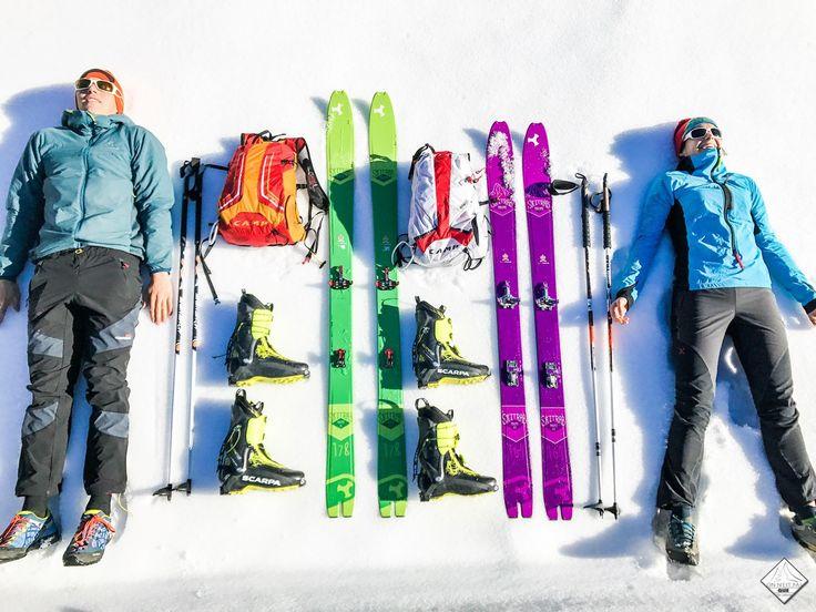 test chaussures ski de rando scarpa alien RS
