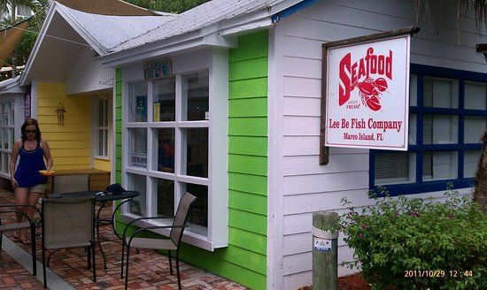 Lee Be Fish, Marco Island: See 1,094 unbiased reviews of Lee Be Fish, rated 4.5 of 5 on TripAdvisor and ranked #4 of 114 restaurants in Marco Island.