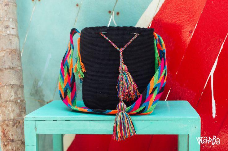#wambabags  #bolsa #bolso #mochila #hechoamano #piezaunica #wayuu  #indigenas #artesanas #mujer  #mochilas #tejido #bordados #bordadosamano #wayuubags #wayuubag #cultura #artesania #color #colores #moda #bags #cultura #tradicion #musthave #style #handmadeincolombia #ethnical #wayuuwomen #sustentable