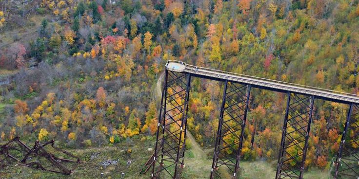 Kinzua Sky Walk, Allegheny National Forest