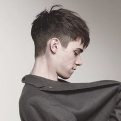 Angular Fringe Men's Haircuts at State Street Barbers | State Street Barbers