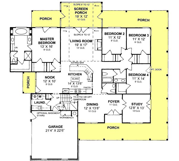 743 Best House Plans Images On Pinterest House Floor