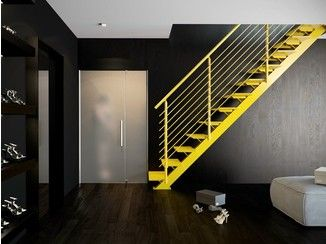 Открытая лестница ESSENZA | Открытая лестница - FARAONE