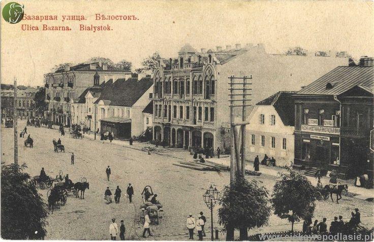 Białystok. Dom św. Marcina 1990.