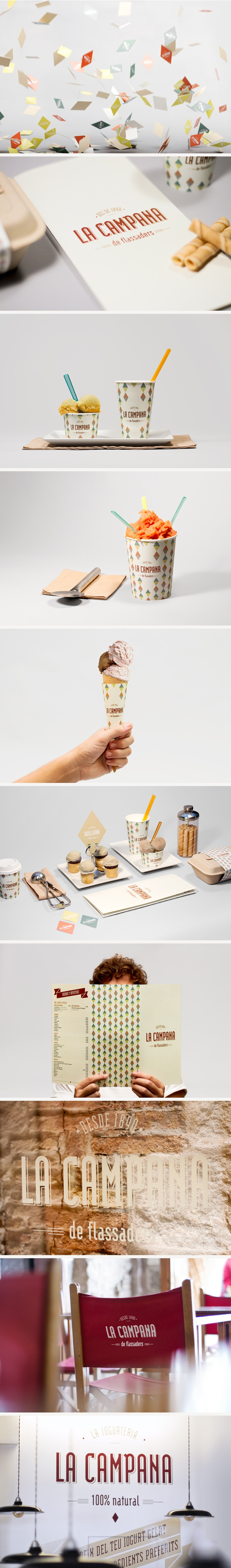 La Campana | Comité Studio #packaging #branding #marketing PD