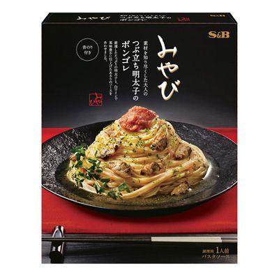 みやび <つぶ立ち明太子のボンゴレ> - 食@新製品 - 『新製品』から食の今と明日を見る!