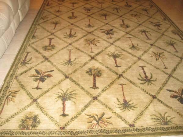 Palm Area Rugs Home Decor