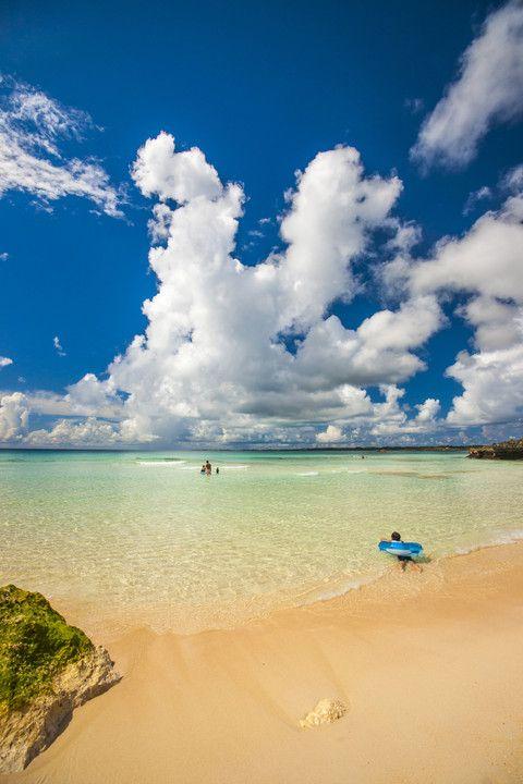 Miyako Island, Okinawa, Japan