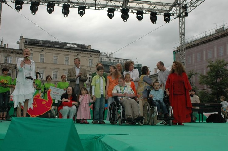 Festiwal Zaczarowanej Piosenki 2007 #zaczarowana scena wyniki jury!