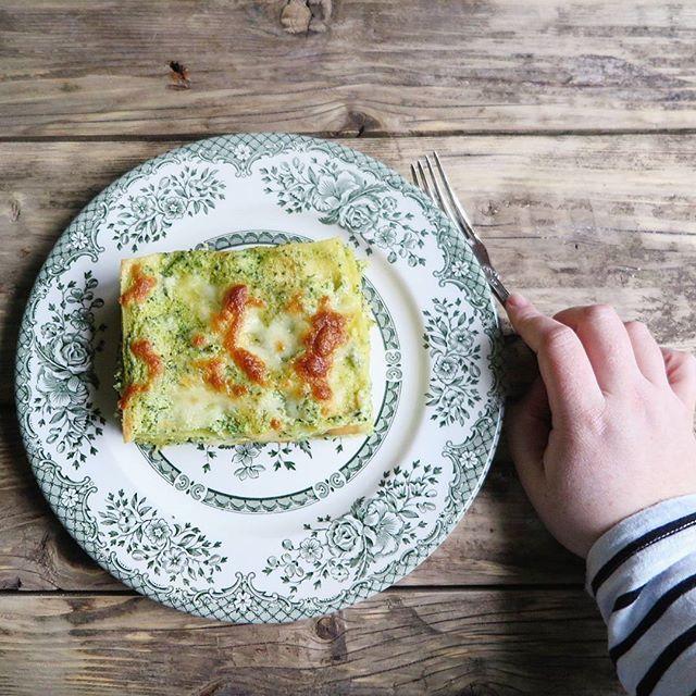 Lasagne cremose con zucchine