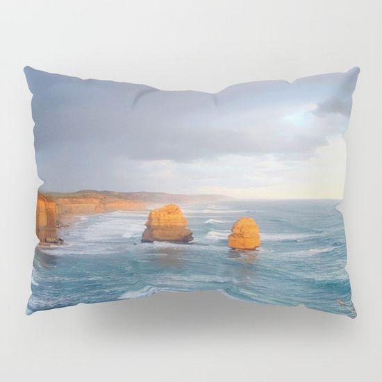 Australia's South Coast Pillow Sham