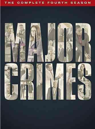 Major Crimes: The Complete Fourth Season