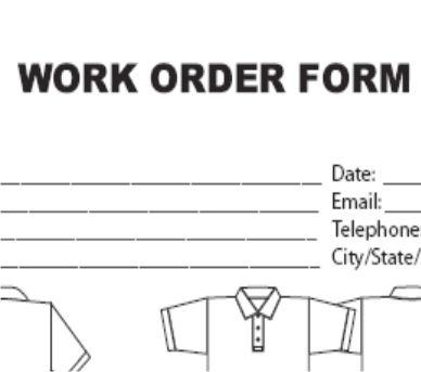 22 Model Embroidery Work Order | makaroka.com