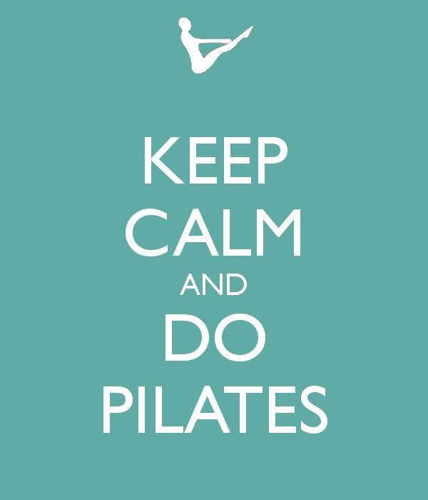 Owning my own Pilates studio is the perfect job