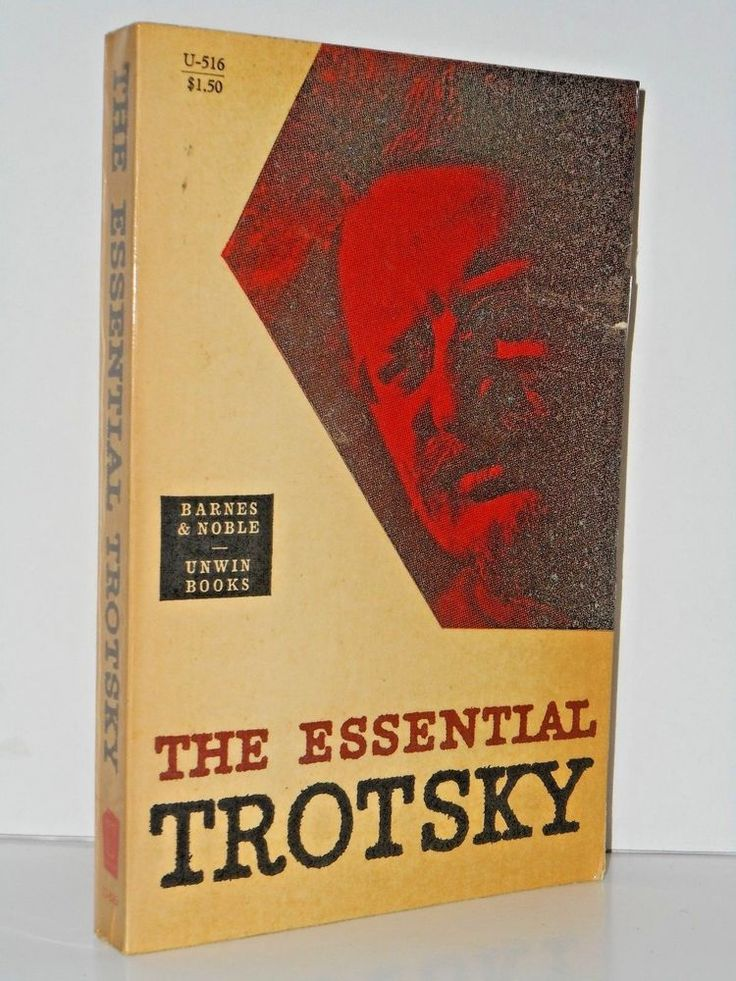 The Essential Trotsky – 1963 1st thus PB Russian Revolution