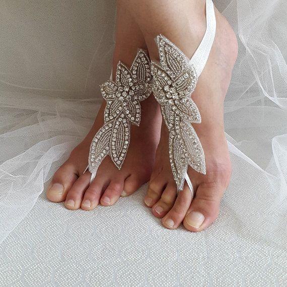 Hey, I found this really awesome Etsy listing at https://www.etsy.com/listing/470548197/rhinestonesilver-wedding-sandalsbridal