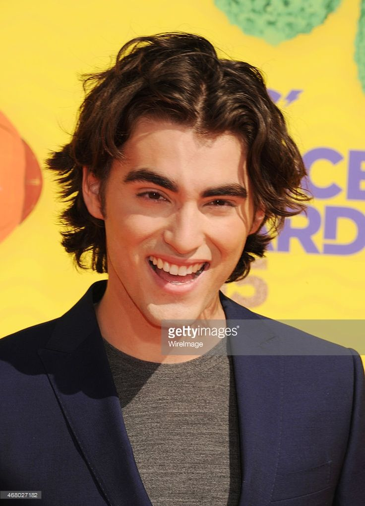 Actor Blake Michael attends Nickelodeon's 28th Annual Kids' Choice Awards held at The Forum on March 28, 2015 in Inglewood, California.