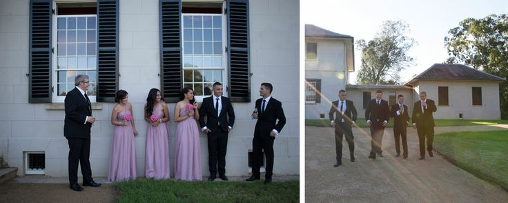 Old Government House Venue at Parramatta park shot by wedding photographers, Something Blue