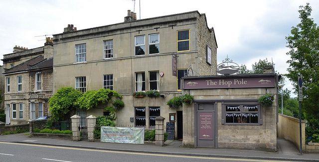The Hop Pole Pub, Bath