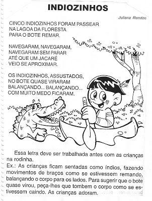 coisas da Ana Paula: 14 MÚSICAS E ATIVIDADES DIA DO ÍNDIO