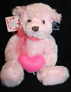 russ valentines day teddy bears