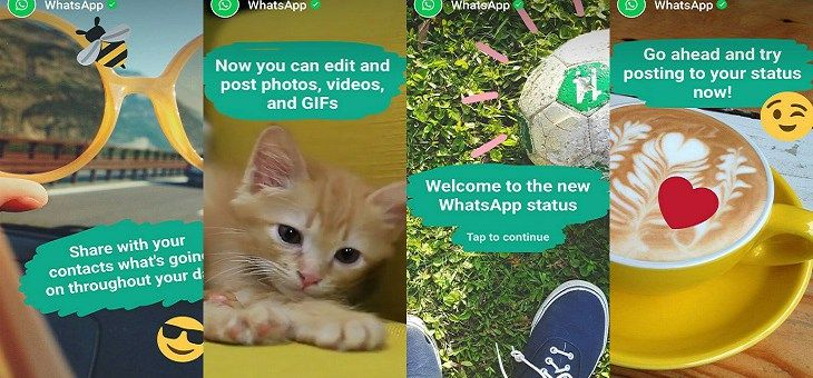 WhatsApp Rolled Out New WhatsApp Stories Feature on its 8th Anniversary