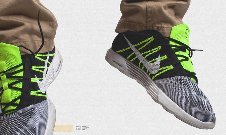Nike weave