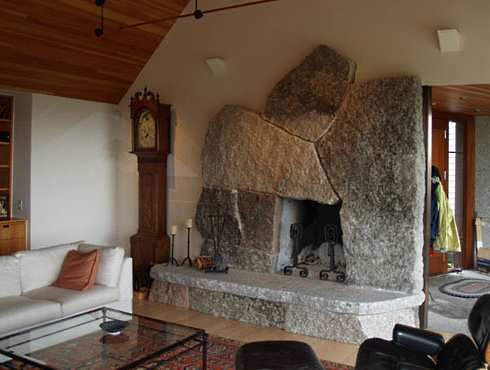 Stone Fireplaces Ideas 217 best fireplaces using stone images on pinterest | fireplaces