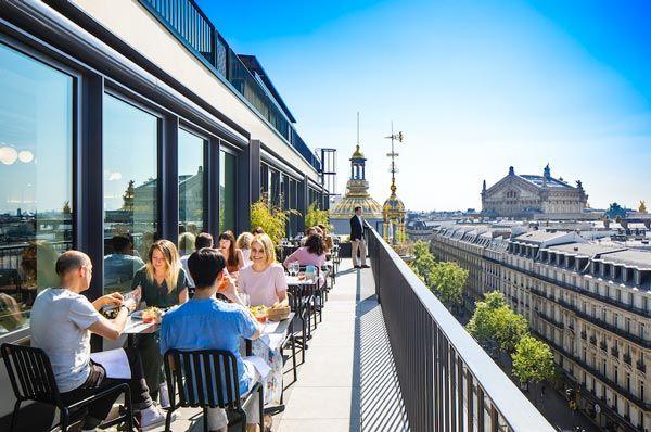 Paris 7 Terrasses Pour Savourer L été Paris Restaurants