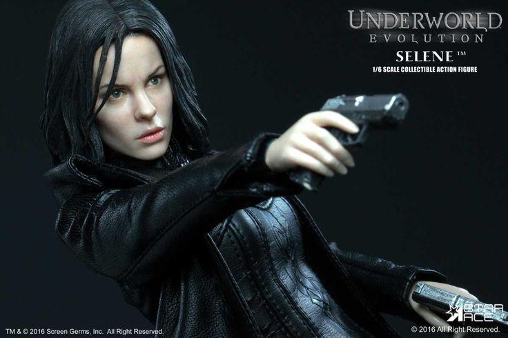 Star Ace Toys Selene from the film Underworld Evolution.
