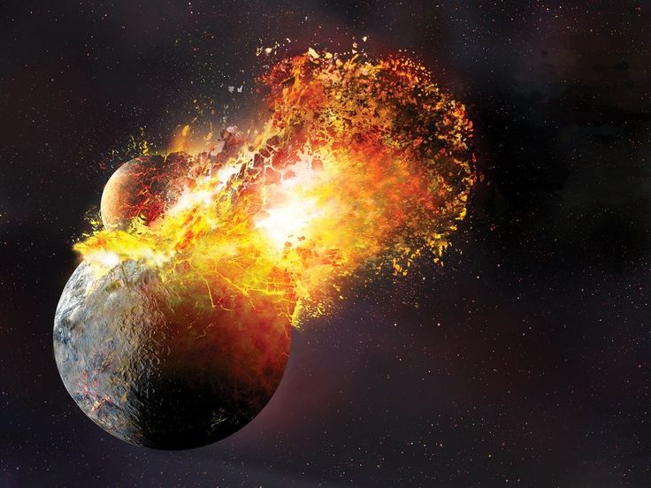 The Moon's real age, and creation from the collision of Earth and Theia, finally confirmed