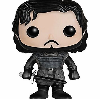 POP! Vinyl Game Of Thrones Jon Snow Castle (Black)  There may be stronger individual sellers but as a range nothing can touch the sales of the Game of Thrones POP figures. Now in their 5th wave Funko continue to (Barcode EAN = 0849803040734) http://www.comparestoreprices.co.uk/castle-toys/pop!-vinyl-game-of-thrones-jon-snow-castle-black-.asp