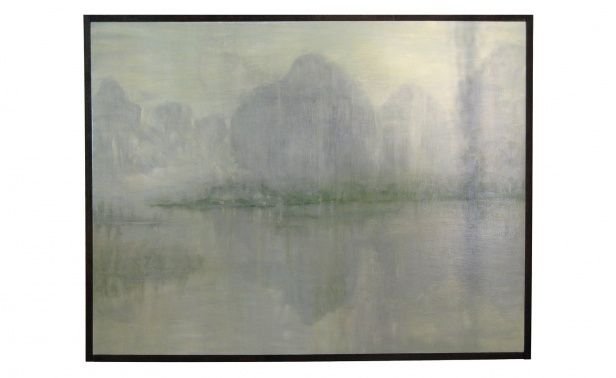 Coco Republic Oly Mist Painting