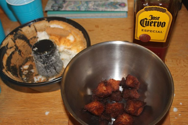 We Made Deep Fried Tequila Shots Because TGIF