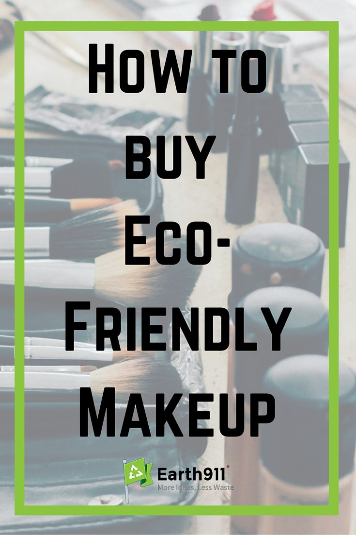 There are many wonderful reasons why you should consider buying organic, sustainable beauty products rather than the first that catch your eye. In fact, using organic beauty products - such as eco-friendly makeup - can actually go a long way in making you healthier and happier.