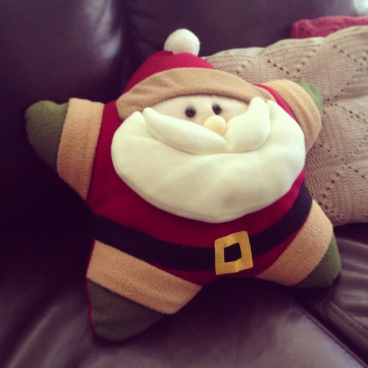 Cojín navideño